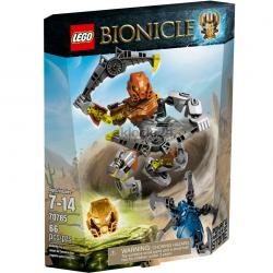LEGO BIONICLE 70785 POHATU - WŁADCA SKAŁ
