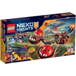 LEGO NEXO KNIGHTS 70314 Beast Master's Chaos Chariot