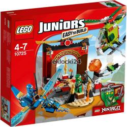 LEGO JUNIORS 10725 Zaginiona świątynia NINJAGO