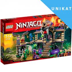 LEGO NINJAGO 70749 WĘŻOWE WROTA
