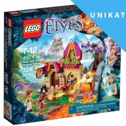 LEGO ELVES 41074 AZARI I MAGICZNA PIEKARNIA
