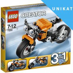 LEGO CREATOR 7291 Motocykl