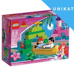 LEGO DUPLO 10516 MAGICZNA ŁÓDKA ARIELKI