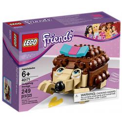LEGO FRIENDS 40171 SZKATUŁKA W KSZTAŁCIE JEŻA DO ZBUDOWANIA