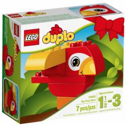 LEGO DUPLO 10852 MOJA PIERWSZA PAPUGA