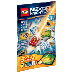 LEGO NEXO KNIGHTS 70372 COMBO MOCE NEXO – FALA 1