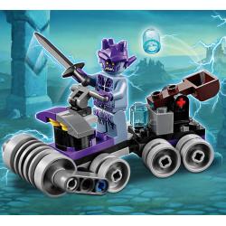 LEGO NEXO KNIGHTS 30378 KWATERA SHRUNKEN HEAD