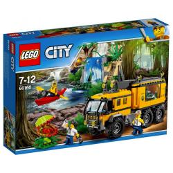 LEGO CITY 60160 DŻUNGLA MOBILNE LABORATORIUM