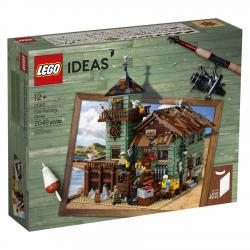 LEGO IDEAS 21310 STARY SKLEP RYBACKI