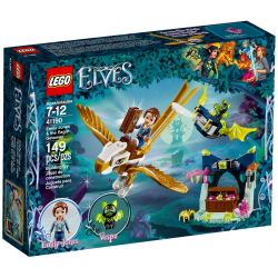LEGO ELVES 41190 EMILY JONES I UCIECZKA ORŁA