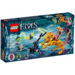 LEGO ELVES 41192 AZARI I SCHWYTANIE LWA OGNIA