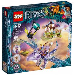 LEGO ELVES 41193 AIRA I PIESN SMOKA WIATRU