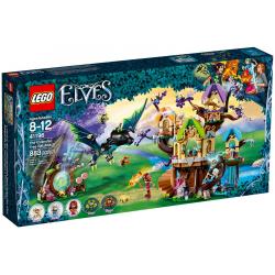 LEGO ELVES 41196 ATAK NIETOPERZY NA ELVENSTAR TREE