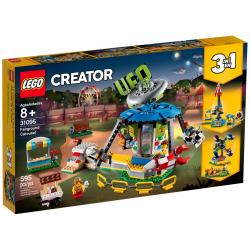 LEGO® CREATOR 31095 Karuzela w wesołym miasteczku
