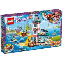 LEGO® FRIENDS 41380 Centrum ratunkowe w latarni morskiej