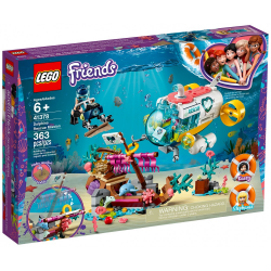 LEGO® FRIENDS 41378 Na ratunek delfinom