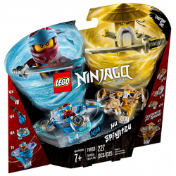 LEGO® NINJAGO 70663 SPINJITZU NYA & WU