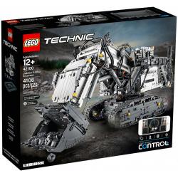 LEGO® TECHNIC 42100 KOPARKA LIEBHERR R 9800