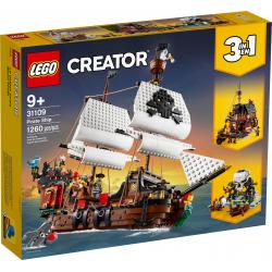 LEGO® CREATOR 31109 Statek piracki