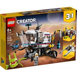 LEGO® CREATOR 31107 Łazik kosmiczny