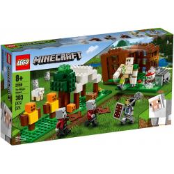 LEGO® MINECRAFT 21159 Kryjówka rozbójników