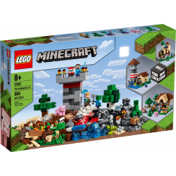 LEGO® MINECRAFT 21161 KREATYWNY WARSZTAT 3.0