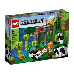 LEGO® MINECRAFT 21158 ŻŁOBEK DLA PAND