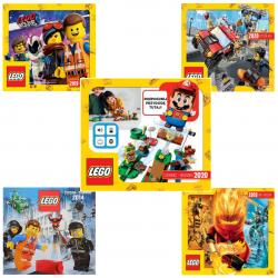 5 KATALOGÓW LEGO