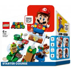 LEGO® SUPER MARIO 71360 Przygody z Mario - zestaw startowy