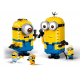 LEGO® MINIONS 75551 Minionki z klocków i ich gniazdo