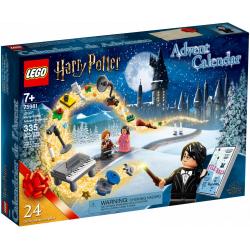 LEGO HARRY POTTER 75981 Kalendarz Adwentowy 2020