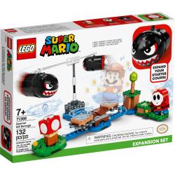 LEGO® SUPER MARIO 71366 Ostrzał Banzai Bill - zestaw rozszerzający