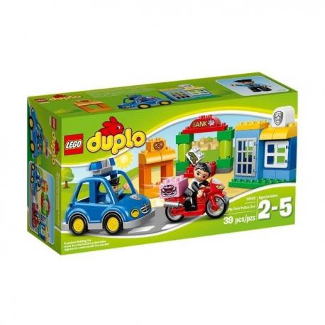 Lego Duplo 10532 Policja Klocki Lego