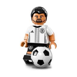 LEGO MINIFIGURKI 71014 DFB – The Mannschaft - 6 Sami Khedira