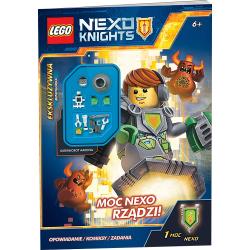 LEGO NEXO KNIGHTS. MOC NEXO RZĄDZI!