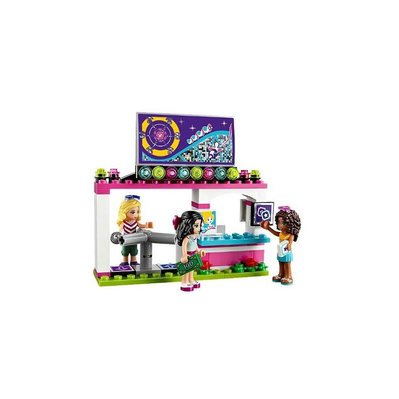Lego Friends 41130 Kolejka Górska W Parku Rozrywki Klocki Lego