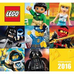 LEGO KATALOG PL 2016 CZERWIEC - GRUDZIEŃ