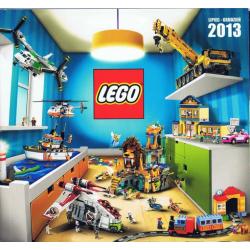 LEGO KATALOG PL 2013 LIPIEC - GRUDZIEŃ