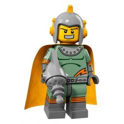 LEGO MINIFIGURKI 71018-11 KOSMONAUTA RETRO