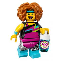 LEGO MINIFIGURKI 71018-14 INSTRUKTOR TANECZNY