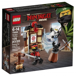 LEGO NINJAGO MOVIE 70606 TRENING SPINJITZU
