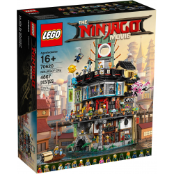 LEGO NINJAGO MOVIE 70620 MIASTO NINJAGO