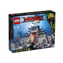 LEGO NINJAGO MOVIE 70617