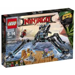 LEGO NINJAGO MOVIE 70611