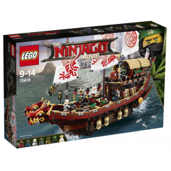 LEGO NINJAGO MOVIE 70618