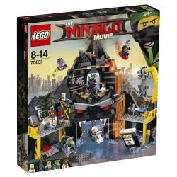 LEGO NINJAGO 70631 WULKANICZNA KRYJÓWKA GARMADONA
