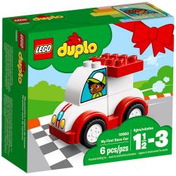 LEGO DUPLO 10860 MOJA PIERWSZA WYŚCIGÓWKA
