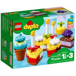 LEGO DUPLO 10862 MOJE PIERWSZE PRZYJĘCIE