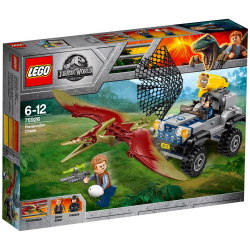 LEGO JURASSIC WORLD 75926 POŚCIG PTERANODONA