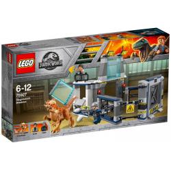 LEGO JURASSIC WORLD 75927 UCIECZKA STYGIMOLOCHA